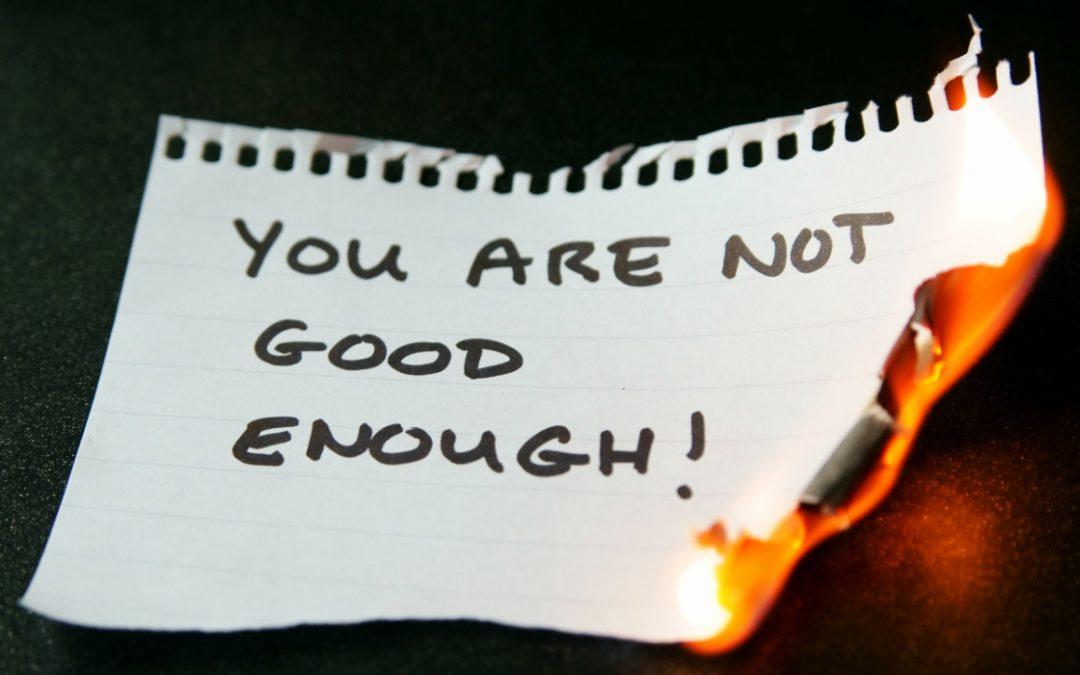 Understanding Negative Core Beliefs